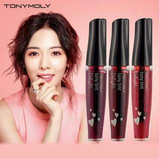 Tony Moly Delight Tint Etude House Water Gel Tint