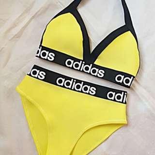 Adidas swimsuit set