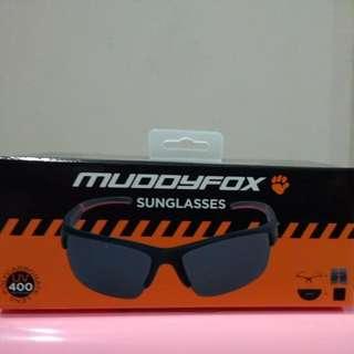 Muddyfox Sunglasses (Black/Red)