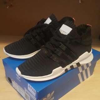 Adidas EQT AVD triple black. W/6.5