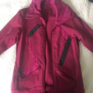 Lululemon Jacket/sweater Size 2
