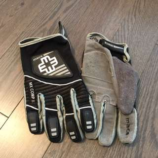 Mace MX COMP II - Competition Mountain Biking Gloves