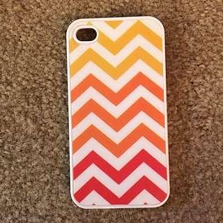 Plastic iPhone 4 Case