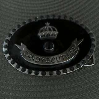 Candy Couture Belt Buckle