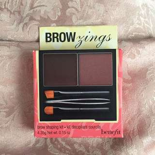 Benefit Browzings Brow Shaping Kit BNIB