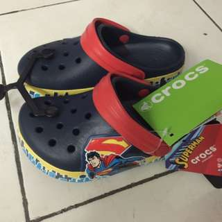 Crocs Superman Original New