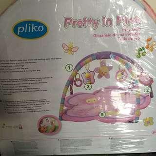 Playmat Pliko Baby in Pink