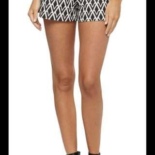 Kookaï Diamond Jacquard Shorts