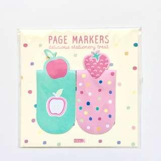 KIKKI.K Page markers/Bookmarks