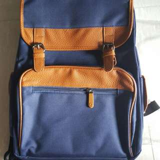 Brand New Blue Backpack