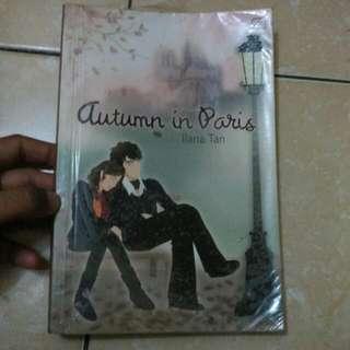 """Novel """"Autumn Ini Paris"""""""