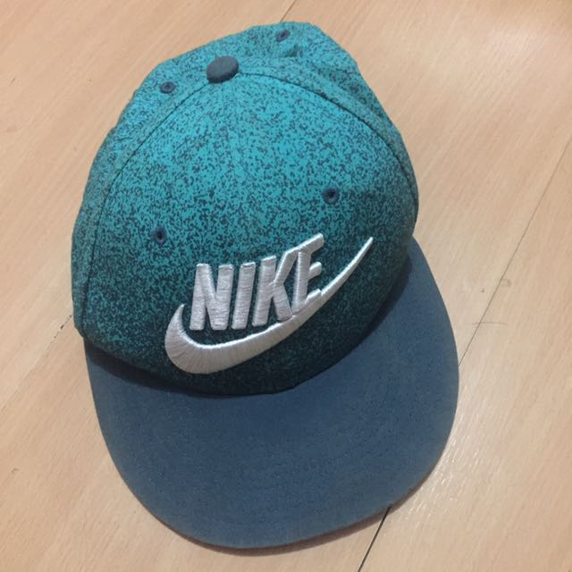 100% Authentic Nike Cap (Teal)
