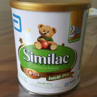 Similac 2 For After 6 Months ( Give Away)