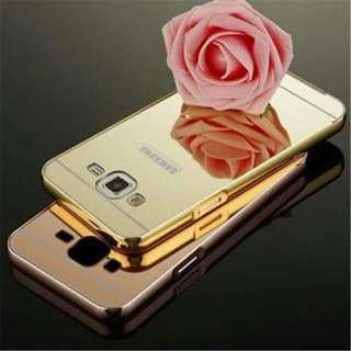 Samsung Galaxy S7 mirror phone case