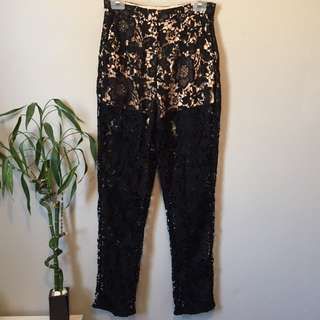 C/meo Collective Lace Pants