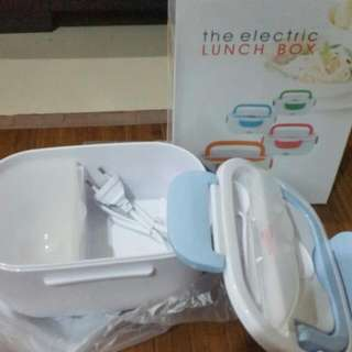 Multi-Fungsi Lunch Electric Box (NEW) 1 UNIT ONLY