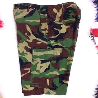 Celana Army + Kaos