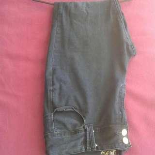 City Chic DTF Skinny Jeans