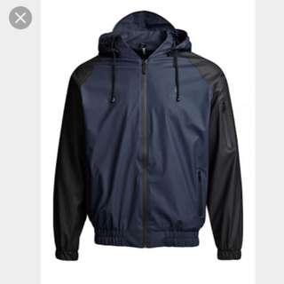 Rains Bomber Jacket Size XS/S