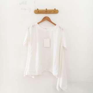 SHOPATVELVET Superga Shirt
