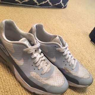 Grey Air Maxes