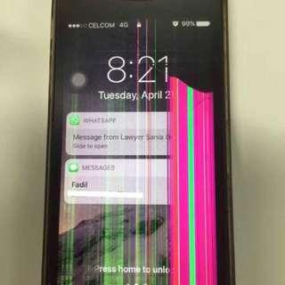 Repair LCD Battery iPhone