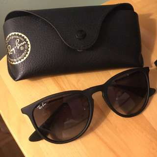 *REDUCED PRICE* Ray Ban Erika Sunglasses
