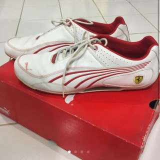 ORIGINAL PUMA SHOES 'Ferrari'