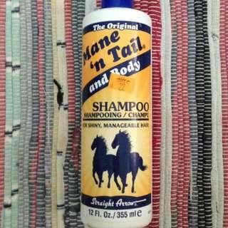 Shampoo Kuda Original