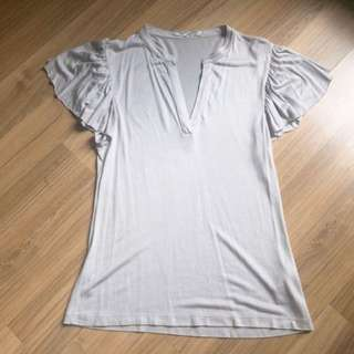Giordano Grey Top