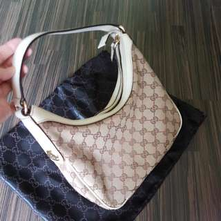 Authentic Gucci Shoulder Handbag