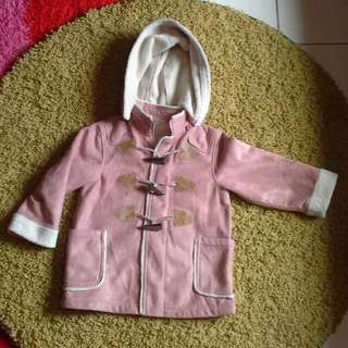 Winter Jacket For Kid #SemuaPercuma