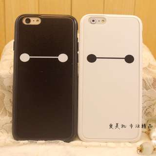 [INSTOCK] BAYMAX IPHONE HARD PHONE COVER/CASE