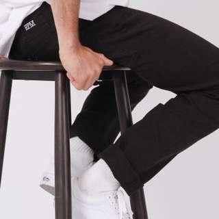 RPM Tailor Jeans Black