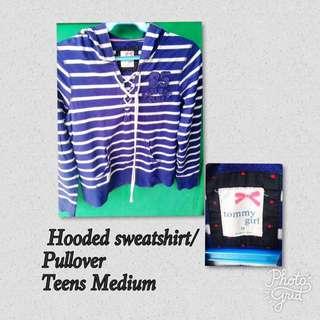TEENS Hooded Sweatshirt