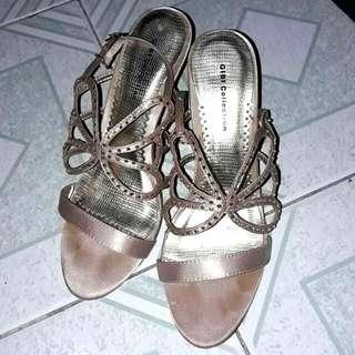 Gibi high heeled sandal
