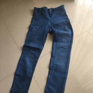 H&m Jegging High Waisted