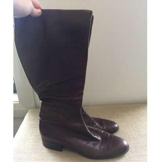 Diana Ferrari Calf boots