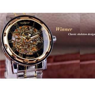 Winner Luxury Top Brand Watch