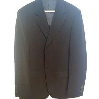 Men's Black Blazer