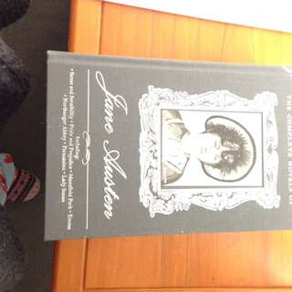 Jane Austen Complete Book Collection