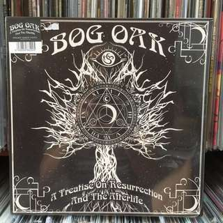 VINYL Bog Oak ‎– A Treatise On Resurrection And The Afterlife