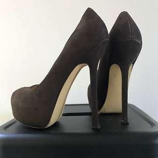 Wittner Heels Size 6