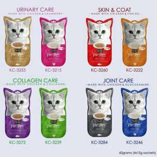 Kit Cat Puree Treats