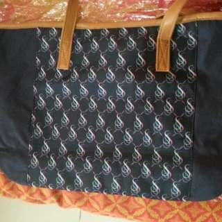 Avon SSS Monogram Tote Bag