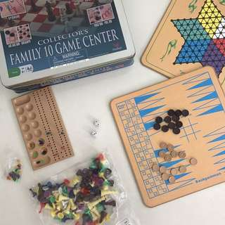 10 Family Board Games