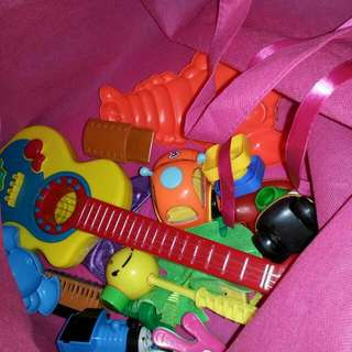 Bless:Giveaway:Mix Toys
