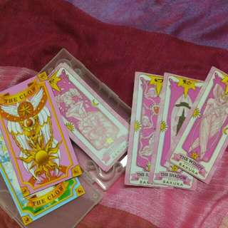 The Clow Card: The Cardcaptor Sakura