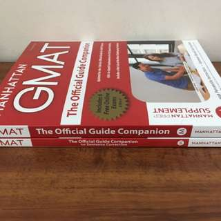 Manhattan GMAT The Official Guide Companion