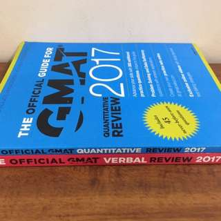 GMAT The Official Guide Quantitative And Verbal Review